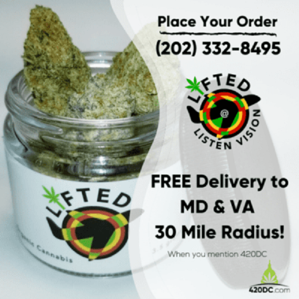 The Best Weed Delivery Services & Weed Deals In Washington D.C. 3 2020