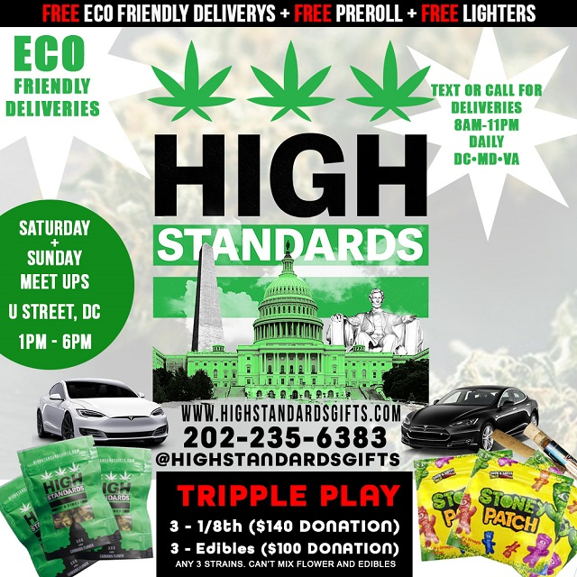 Today's​ ​Weed​ ​Events​ ​In​ ​D.C.​ (09/12/2020) 16 2020