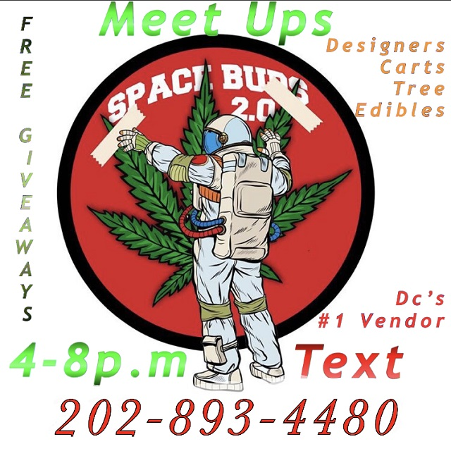 Today's Weed Events In D.C. (10/09/2020) 11 2020